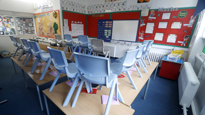 Schools reopening in Scotland is expected from 22 February