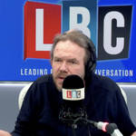 James O'Brien takes on caller blasting Meghan and Harry for 'bolting' to US