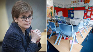 Nicola Sturgeon has confirmed Scottish schools will be reopening after February half term