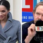 James O'Brien caller likens Brexiteers to people who dislike Meghan Markle