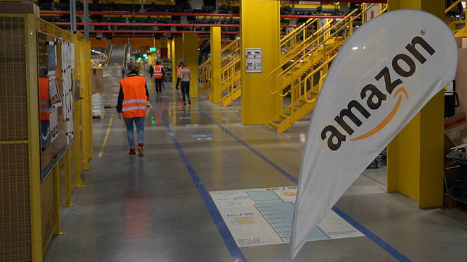 Thousands of Amazon employees were wrongly told to self-isolate