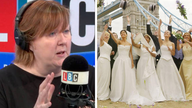 Female-led industries have been overlooked during the Covid crisis, a journalist has told LBC.