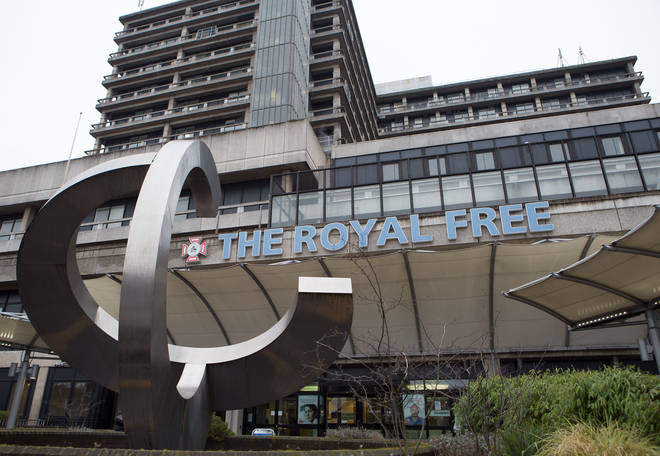 The Royal Free Hospital's specialist and secure clinical research facilities in London will be used for the trial.