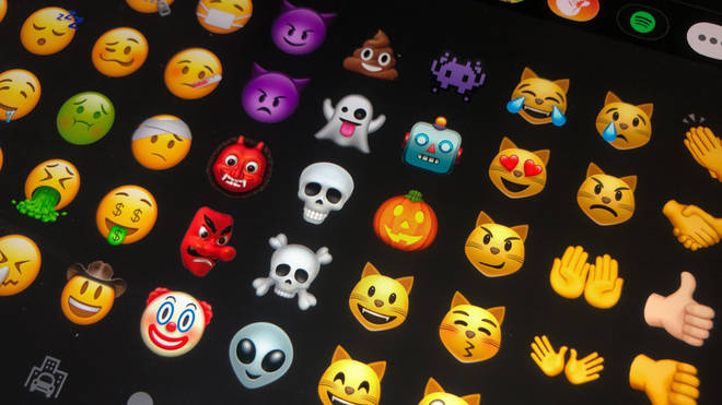 New emojis have been launched as part of the latest Apple update