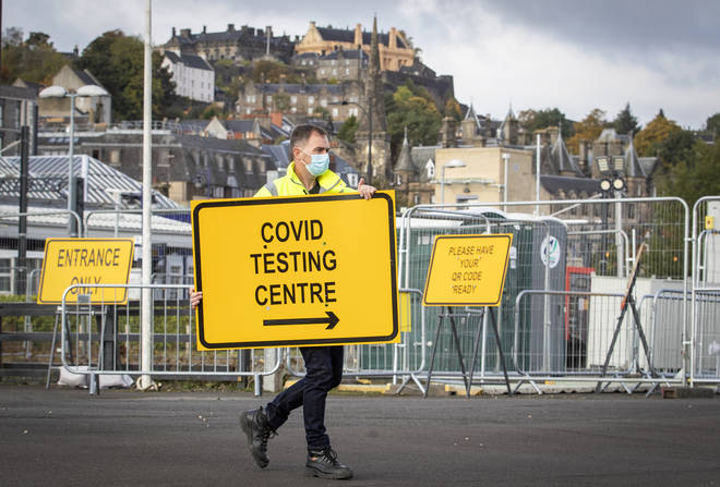 Close contacts of people with Covid-19 will be asked to get tested under new measures announced by the scottish government.