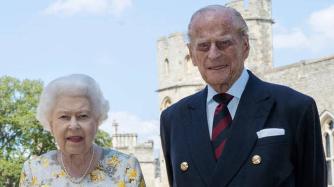 Prince Philip and the Queen have both received their Covid jabs.