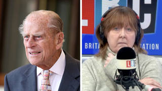 Royal commentator reacts to Duke of Edinburgh being admitted to hospital