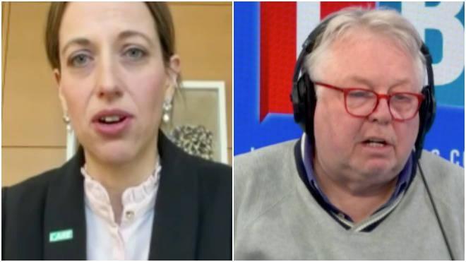 Helen Whately spoke with Nick Ferrari on LBC