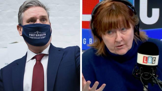 Lifelong Tory voter backs Keir Starmer due to 'leadership qualities'