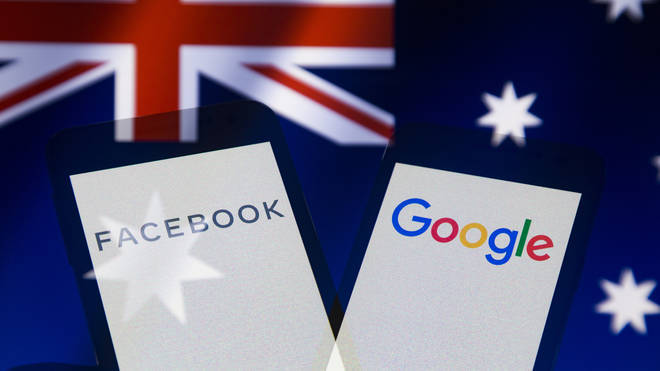 Australia and Facebook are caught in a major row over advertising revenue