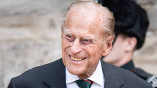 Prince Philip has spent a third night in hospital