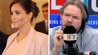 James O'Brien reveals 'most insightful' commentary on Harry and Meghan