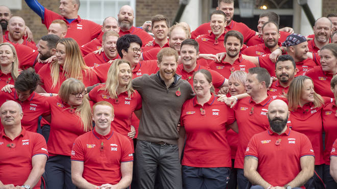 The Duke of Sussex will continue his patronage of the Invictus Games Foundation