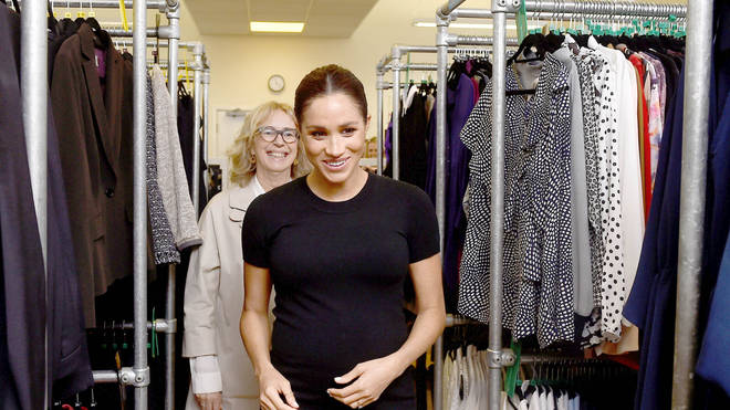 Meghan will lose her two royal titles but retain her patronage of Smart Works