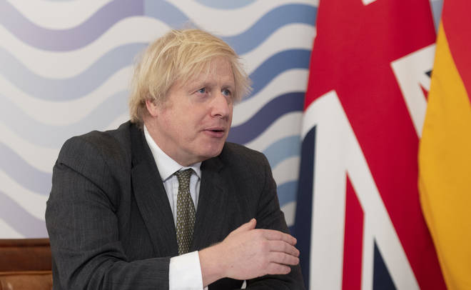 Boris Johnson has warned allies to prepare for further global tensions