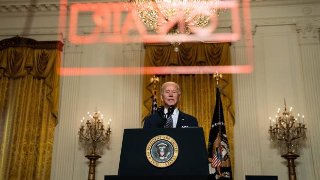 US President Joe Biden sought to repair relations with Nato