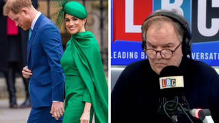 'History repeated itself' in media attacks on Meghan, caller fears
