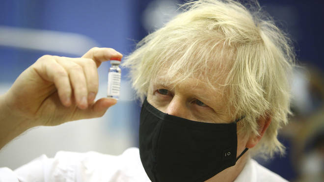 The Prime Minister has pledge for every UK adult to be offered a Covid vaccine by July 31