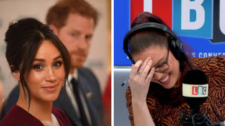 'Obnoxious' Meghan has been 'found out' by British public, caller claims
