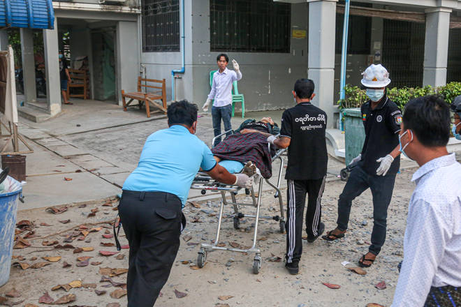 Security forces in Myanmar have shot dead several protesters in recent weeks