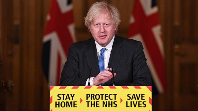 Boris Johnson announcement: The PM will set out a roadmap for leaving the coronavirus lockdown