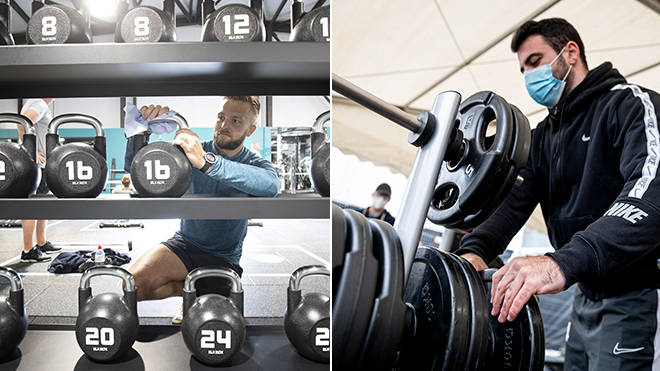 Gyms reopening in the UK: The public turn their attention to fitness as the roadmap out of lockdown begins