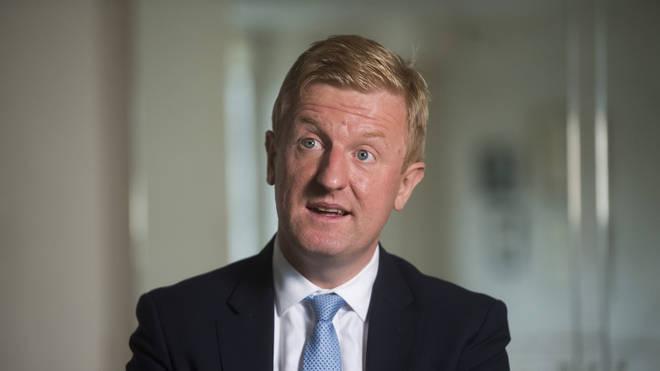 Culture Secretary Oliver Dowden