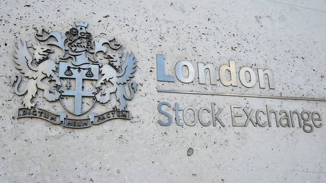 Stock prices fall