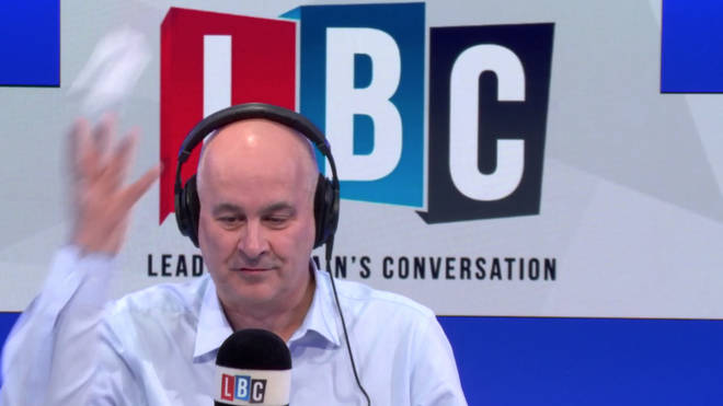 A government response left Iain Dale furious