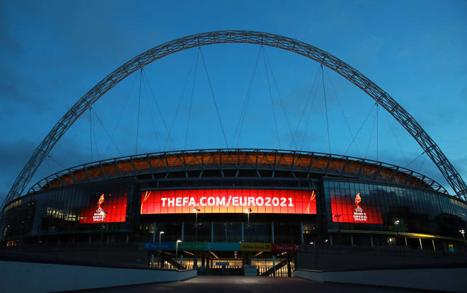England will hope to play the Czech Republic in front of a full house at Wembley