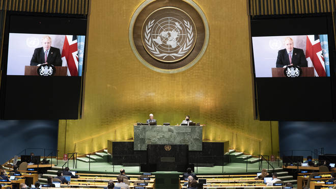 The UNSC is the first time Britain has hosted in over 30 years