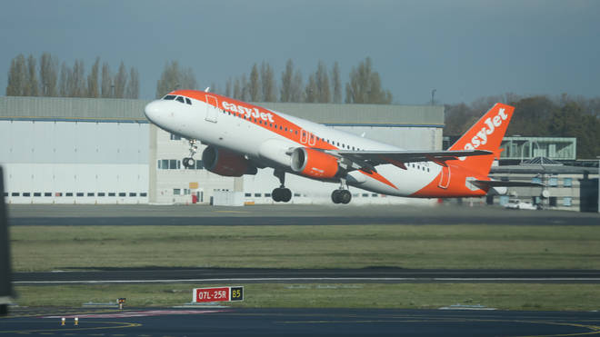 Easyjet has reported a seven-fold increased in bookings since the roadmap out of lockdown was revealed