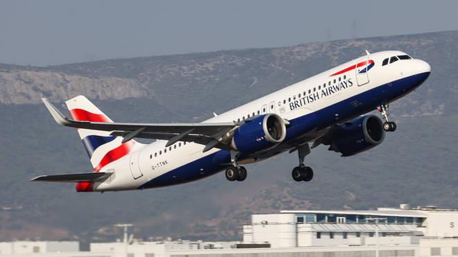 Airlines saw a surge in demand following Boris Johnson's roadmap announcement