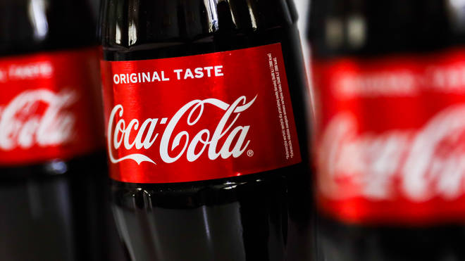 Coca Cola has distanced itself from the slides, saying they were not compulsory for staff to read
