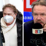 James O'Brien caller worries about police accessing vaccine passport location data