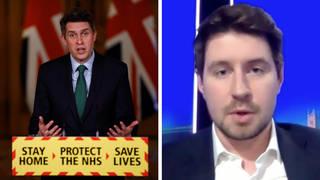 LBC's Ben Kentish talks to Education Secretary Gavin Williamson