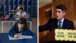 Gavin Williamson has ruled out making school days longer