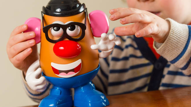 """Mr Potato Head will now be known only as """"Potato Head"""""""