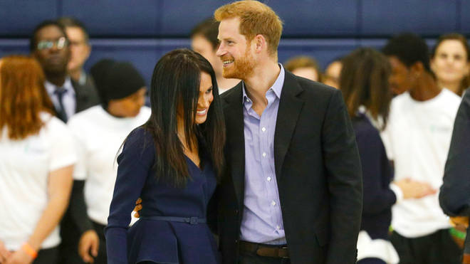 """Prince Harry blamed a """"toxic"""" press for his move to the US with Meghan"""