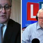 Justice Secretary Robert Buckland spoke to LBC's Nick Ferrari