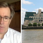 Nick Ferrari interviewed the former MI6 chief