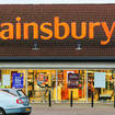 A view of Sainsbury's Supermarket in London