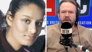 James O'Brien's monologue on the case of IS bride Shamima Begum