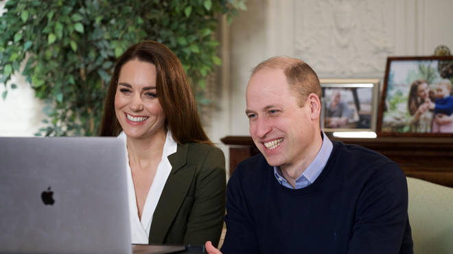 The Duke and Duchess of Cambridge have urged people to get vaccinated against Covid-19