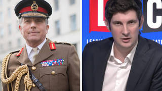 Watch in Full: Tom Swarbrick interviews Chief of Defence Staff General Sir Nick Carter