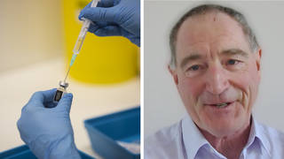 "JCVI member Professor Read told LBC they expect to receive ""very strong evidence"" on the vaccines reducing transmission of Covid in the coming weeks."