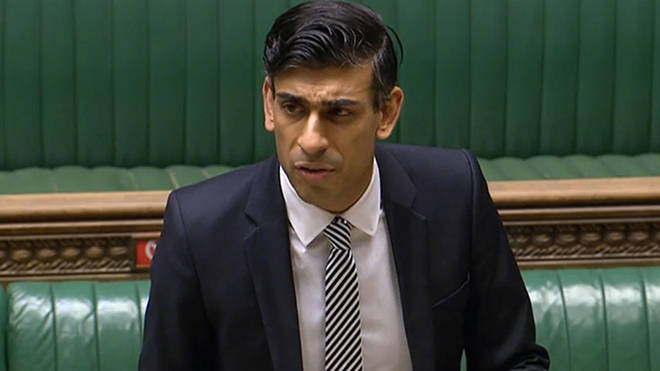 Rishi Sunak will address the House of Commons after Boris Johnson's PMQs