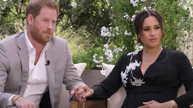 Meghan Markle and Prince Harry have recorded a tell-all interview with Oprah Winfrey