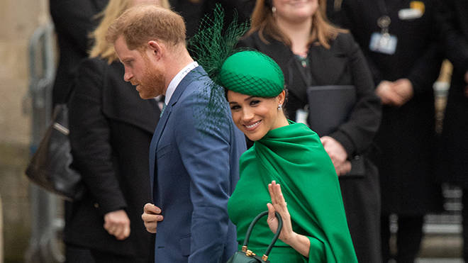 Prince Harry and Meghan Markle have moved from the UK to LA