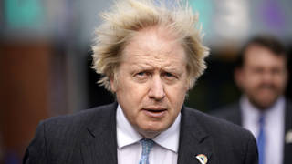 "Boris Johnson said the government had ""moved as fast as we could"" to implement hotel quarantine measures."